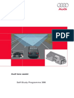 SSP398 Audi Lane Assist