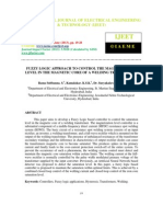 Fuzzy Logic Approach to Control the Magnetization Level in the Magnetic-2
