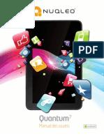 Quantum 7 Manual de Usuario