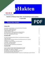 4Flamingos pHakten 4. Quartal 2006