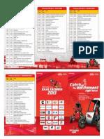 Baja Saeindia 2013 Schedule