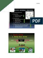 Pokok Bahasan 2 Sistim Informasi Manajemen