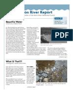 Huron River Report 2005 Summer