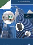Functional Profile for Modbus CIU 200-MPC