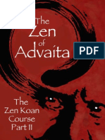 The Zen of Advaita Part II