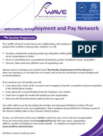 Gender, Employment and Pay Network - Cardiff University