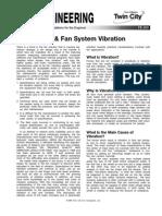 Fan Fan System Vibration Fe 200