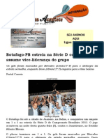 Botafogo-PB estreia na Série D com empate e assume vice-liderança do grupo