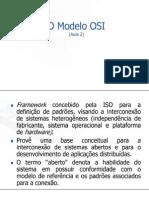 Redes de Comunicação Industrial - Aula 06 - Modelo OSI - continuação