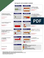 Correct 2011 2012 Academic Calendar