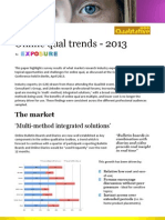 Online qual opportunities and challenges - views of market research professionals