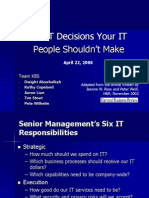 Six IT Decisions Presentation v2.ppt