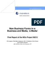 EBUssiness -Media FinalReport May09
