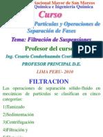 Filtracion2010 II Teoria