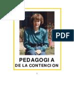 PEDAGOGIA DE LA CONTENCION.pdf