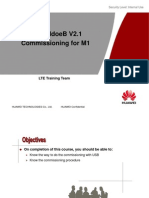 59500069 LTE eNodeB V2 1 Commissioning