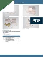 Carefusion-Tracheostomy Care Kits