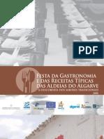 Livro de Gastronomia e Receitas Tipicas Do Algarve