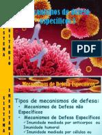 Sistema imunitário-3-Mecanismos de defesa específicos-I