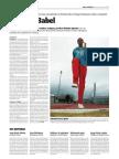 Reportaje Waterpolo Jorge Arias Diario de Pontevedra 24-01-08