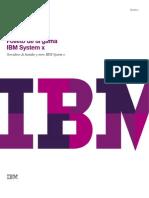 Servidores de Bastidor y Torre Ibm System x