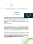 White Paper - Understanding QlikView's Associative Architecture v1