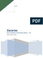 Zacarías, Sus Visiones Nocturnas Cap. 1-6