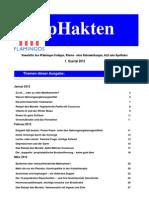 4flamingos pHakten 1. Quartal 2012