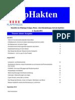 4flamingos pHakten 3. Quartal 2012