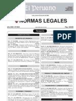 Ord Nº 264-2006-MSS