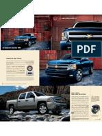 2009 Chevrolet Silverado Brochure