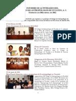 InformeActividadesCAYAC_2011-2012