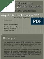 Arquitectura Del Sistema ERP