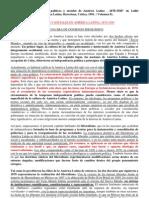 Ideas Politicas en America Latina