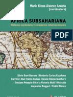 África subsahariana, sistema capitalista y relaciones internacionales