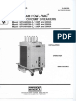 Powel 15PVCM Vacuum Breaker