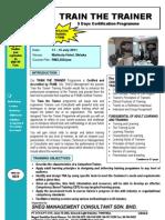 TTT Brochure 11 15 July 2011