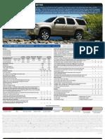 2009 Chevrolet Tahoe Quickfacts