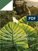 EL DÍA A DÍA DEL CONQUISTADOR EN AMÉRICA