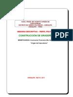 ANÁLISIS DE COSTOS UNITARIOS VIRGEN DE COPACABANA