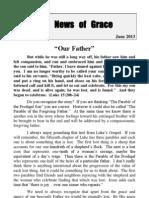 Newsletter - June 2013