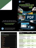 Guia de  Suprimentos  da HP