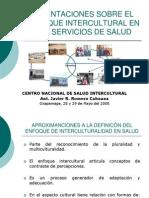 Orientaciones Sobre El Enfoque Intercultural en Los Servicios