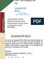 Expo Sumador BCD