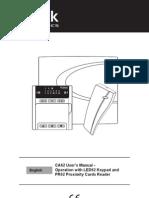 CA62 Manual Utilizator ENG