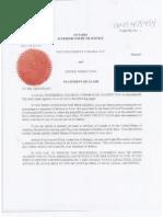 145340593 Statement of Claim Nextera Energy ULC v Esther Wrightman