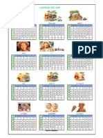 Life Time Calender