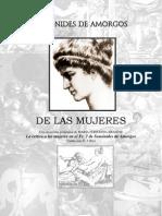#23624763 Semonides de Amorgos de Las Mujeres
