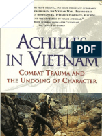 Achilles in Vietnam Before 75 Paigs