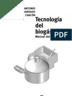 Tecnología del biogás